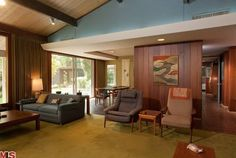 13 Mad Men-Style Homes You Can Buy Now | The Huffington Post
