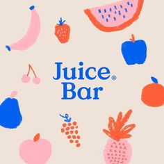 ideas fruit logo illustration behance Best Picture For Logo Design tipograficos For Your Taste You are looking for something, and it is going to tell you exactly what you are looking for, a Juice Branding, Kids Branding, Graphic Design Branding, Identity Design, Logo Branding, Packaging Design, Juice Logo, Kids Graphic Design, Colorful Branding