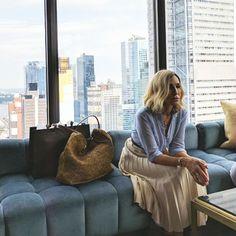 Sarah Jessica Parker platinum blonde