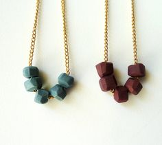 Beads on chain