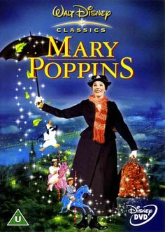"I always use ""Mary Poppins"" in my vocab. LOL I love this movie and someday's wish I had her magic touch!"