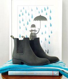 Jeffrey Campbell Rainboots