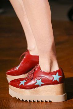 Stella McCartney Oxfords Shoes// PFW14