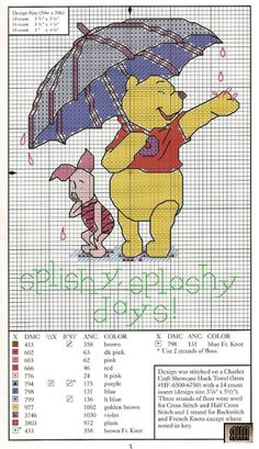 Pooh Rainy Days 2/4