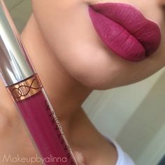 "Anastasia Beverly Hills ""Craft"" liquid lipstick"