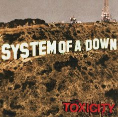System of a down . Toxicity Online at www.backtovinyls.fr #systemofadown #numetal #heavymetal #music #vinyls