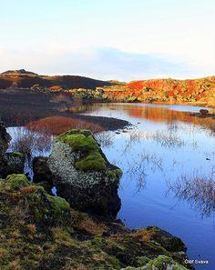 Rauðhólar (Red hill)