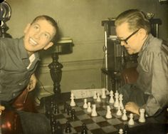 """""""Bobby Fischer Read Here"""" (Sara Blask, for The Smart Set): an article about Bobby Fischer and the (wonderful, overwhelming) Reykjavik bookstore, Bókin, where he used to hang out."""