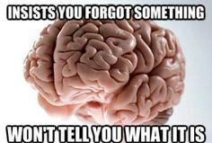 Funny pictures about Scumbag Brain. Oh, and cool pics about Scumbag Brain. Also, Scumbag Brain. Scumbag Brain, Brain Meme, My Brain, Brain Fog, Brain Waves, This Is Your Life, Story Of My Life, Best Memes, Funny Memes