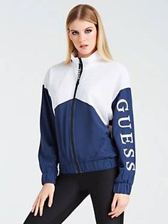 pcr/icongenzw | GUESS.com Guess Backpack, Hooded Jacket, Jackets, Fashion, Clothing, Jacket With Hoodie, Down Jackets, Moda, Fashion Styles