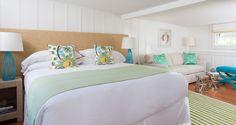 Nantucket Hotels :: Guesthouse King Room at 76 Main :: Nantucket, MA