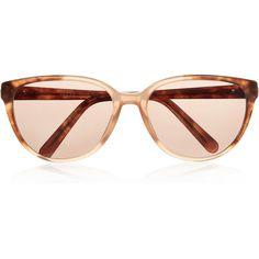 Retrosun Vintage Gucci sunglasses ($325) ❤ liked on Polyvore