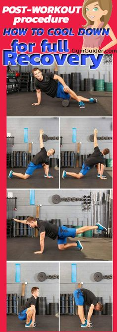 Always find yourself struggling after a round of intense exercise? Cool down is a group of exercises that are performed immediately after high intensity exercise at home or gym while the effects on muscle recovery are less clear. Recovery after exercise is essential to muscle and tissue repair and strength building. This is even more critical after a heavy weight training session. A muscle needs anywhere from 24 to 48 hours to repair and rebuild.