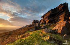 Millstones - In the Landscape