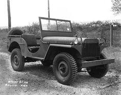 Jeep Willys, un brave petit soldat! | Automobile