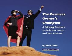 My first book. Encouraging for Small Business Owners