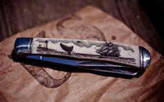 CXXVI Scrimshaw Knife   Uncrate