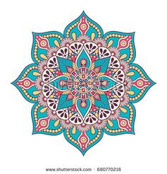 Find Mandala Vintage Decorative Elements Hand Drawn stock images in HD and millions of other royalty-free stock photos, illustrations and vectors in the Shutterstock collection. Mandala Art, Mandala Design, Mandala Meditation, Indian Mandala, Mandala Drawing, Flower Mandala, Mandala Wallpaper, Evil Eye Art, Mandala Coloring