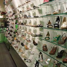 mint shoe store