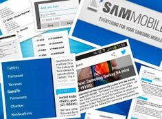 Firmwares | SamMobile