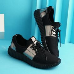 New Summer Sneakers Casual Women Shoes 2020 Fashion – GaGodeal Summer Sneakers, Best Sneakers, Casual Sneakers, Casual Shoes, Shoes Sneakers, Ladies Sneakers, Ladies Shoes, Vans Shoes, Shoes Women