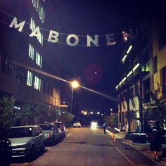 Maboneng - The best place in Jozi! City Lights Photography, Johannesburg City, It Gets Better, City Living, Secret Life, Places To See, South Africa, The Good Place, Street View