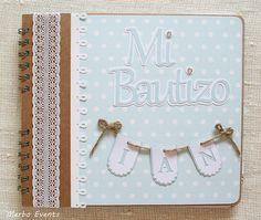 Album Bautizo Recuerdos Merbo Events