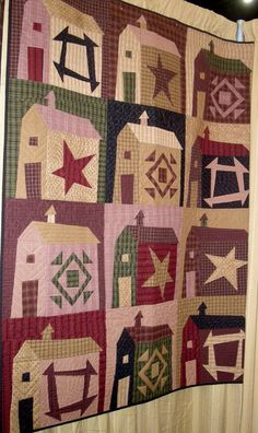 Cows come home, Buggy Barn. I just totally love the eyes. Lol ... : barn quilts book - Adamdwight.com