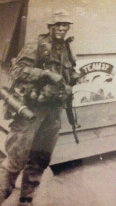 **U.S Army 75th airborne Ranger-E-Company 1969( Merrill's Marauders) Vietnam**