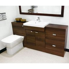 Vanity Hall Bathroom Units vanity hall natura walnut furniture | vanity hall | pinterest
