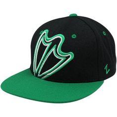 Zephyr Oregon Ducks X-Ray Snapback Hat - Black Green. College Football ... 7b3c82dc3127