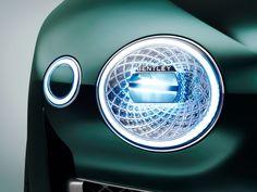 Bentley EXP 10 Speed 6 Concept Headlight