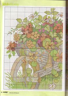 Gallery.ru / Фото #29 - Cross Stitch Crazy 035 июль 2002 - tymannost