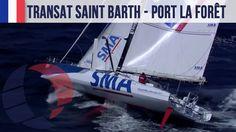 Transat St Barth - Port la Forêt - SMA - Vacation du 9 décembre - Prendr...