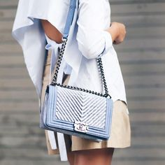 Bags | Chanel | Streetstyle | Blogger | More on Fashionchick.nl