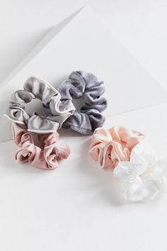 Days Of The Week Scrunchie Set Napkin Rings