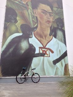 Art district. Lauderdale. Frida!