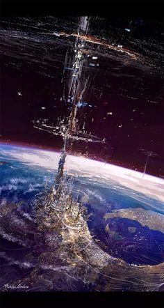 Jupiter Ascending Concept Art Better Than the Movie? | moviepilot.com