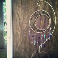 °Cosmic crystal DreamCatcher by ConsciousEarthCreate