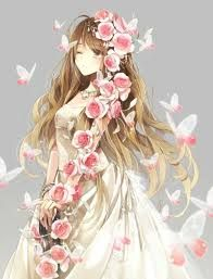 ウエディングドレス イラスト 女の子 の画像検索結果 美しいアニメ