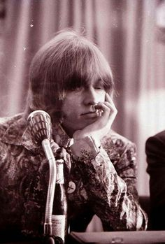 Brian Jones of The Rolling Stones