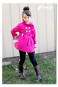 Sugar Bee Crafts: sewing, recipes, crafts, photo tips, and more!: Annabelle Jacket