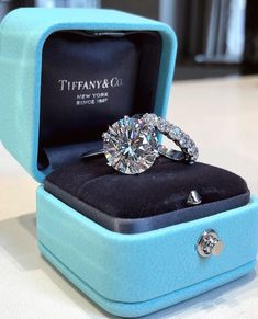 Tiffany and Co solataire ring