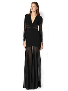 #Black #Prom #Evening #Gown #Long #Maxi #Dress