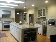 KITCHEN PAINT COLOR INTERIOR PAINT COLOR BENNINGTON GRAY   Pictures of my new kitchen! - Kitchens Forum - GardenWeb