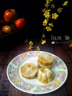 Dapur Comel Selma: Talam Ubi Gula Merah