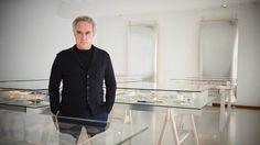 Sterrenchef Ferran Adrià gids op eigen expo: 'Wat weten we eigenlijk over ons eten?'