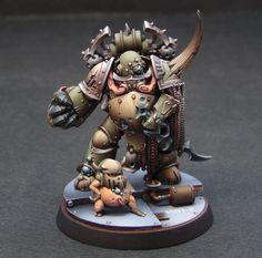 Warhammer 40k Miniatures, Fantasy Miniatures, Mini Paintings, Tabletop Rpg, Game Workshop, Space Marine, Warhammer 40000, Love Painting, Art Techniques