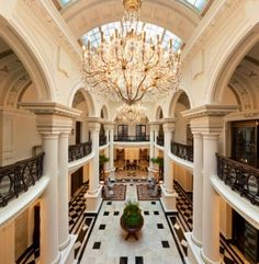 Waldorf Astoria in Shanghai