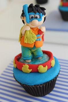 Cupcakes de verão by Vera Madeira - L´art in Dolce, via Flickr